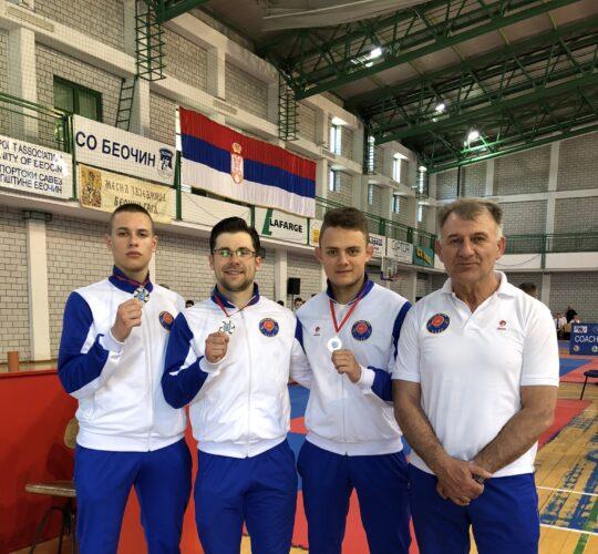 Dimitrije Ristić // Kup Srbije za seniore 2019